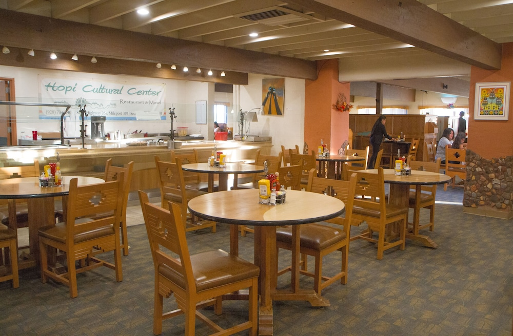 Restaurant, Hopi Cultural Center