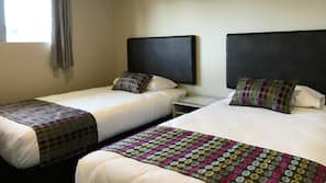 1 bedroom, Egyptian cotton sheets, premium bedding, Select Comfort beds