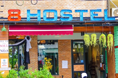 The 8 Factory Hostel Phitsanulok