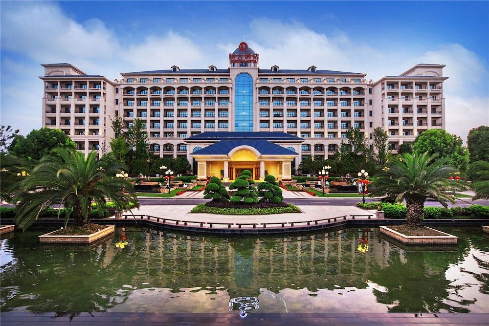 武漢恒大ホテル (武汉恒大酒店)