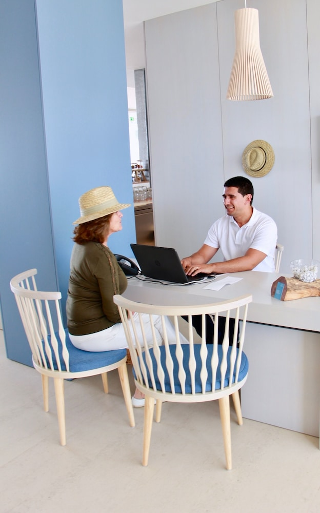 Concierge Desk, Palmares Beach House Hotel - Adults Only