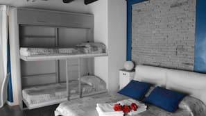 Zimmersafe, Babybetten, kostenloses WLAN