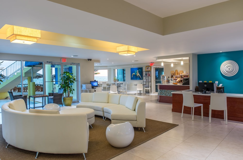 Lobby, Wyndham Reef Resort All-Inclusive