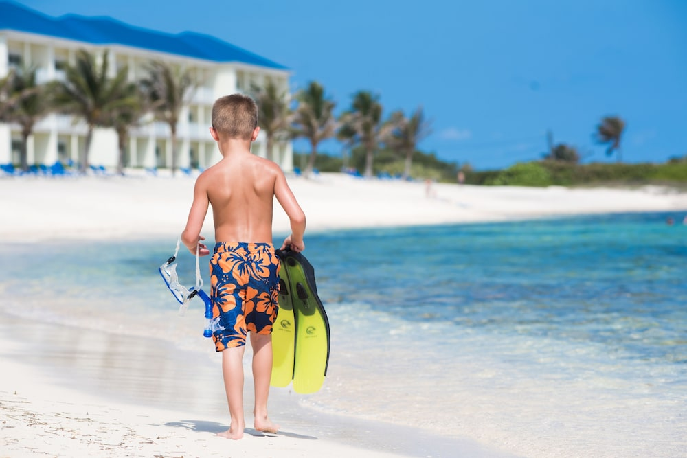 Children's Activities, Wyndham Reef Resort All-Inclusive