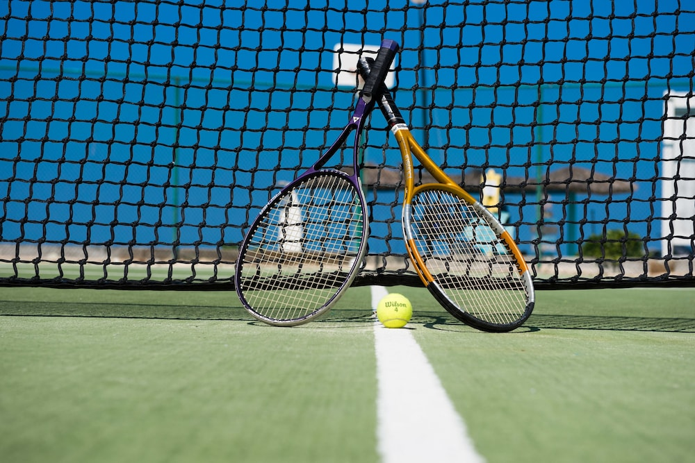 Tennis Court, Wyndham Reef Resort All-Inclusive