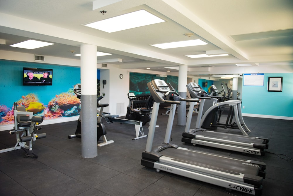 Gym, Wyndham Reef Resort All-Inclusive
