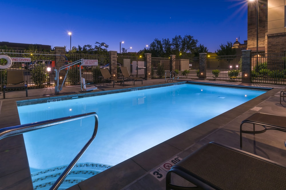 Outdoor Pool, Hyatt Place Boise/Downtown