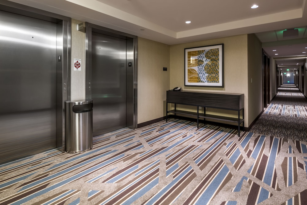 Hallway, Hyatt Place Boise/Downtown