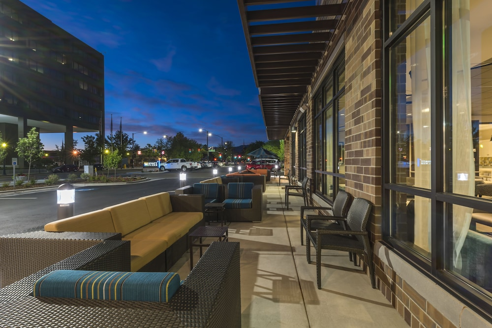 Terrace/Patio, Hyatt Place Boise/Downtown