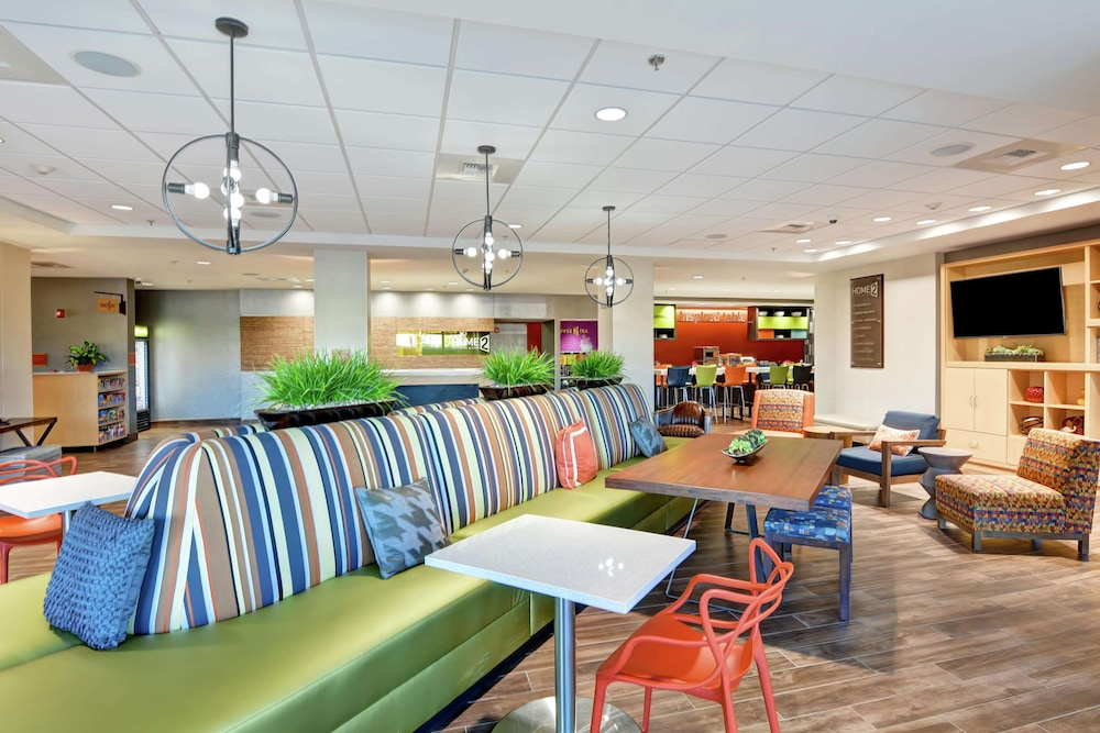 Lobby, Home2 Suites by Hilton Conway