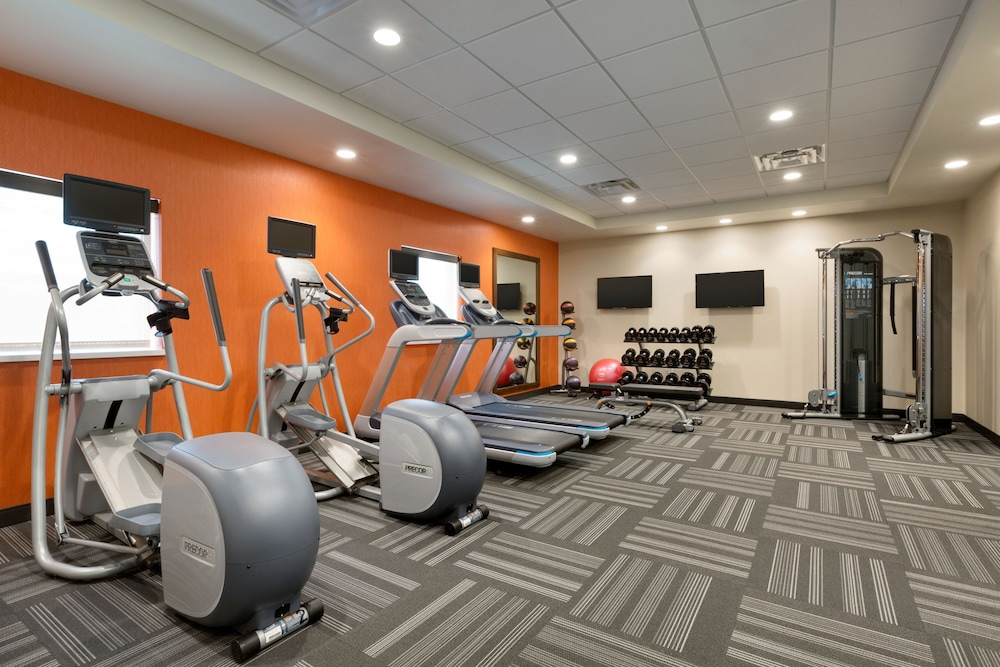 Fitness Facility, Home2 Suites by Hilton Glendale - Westgate