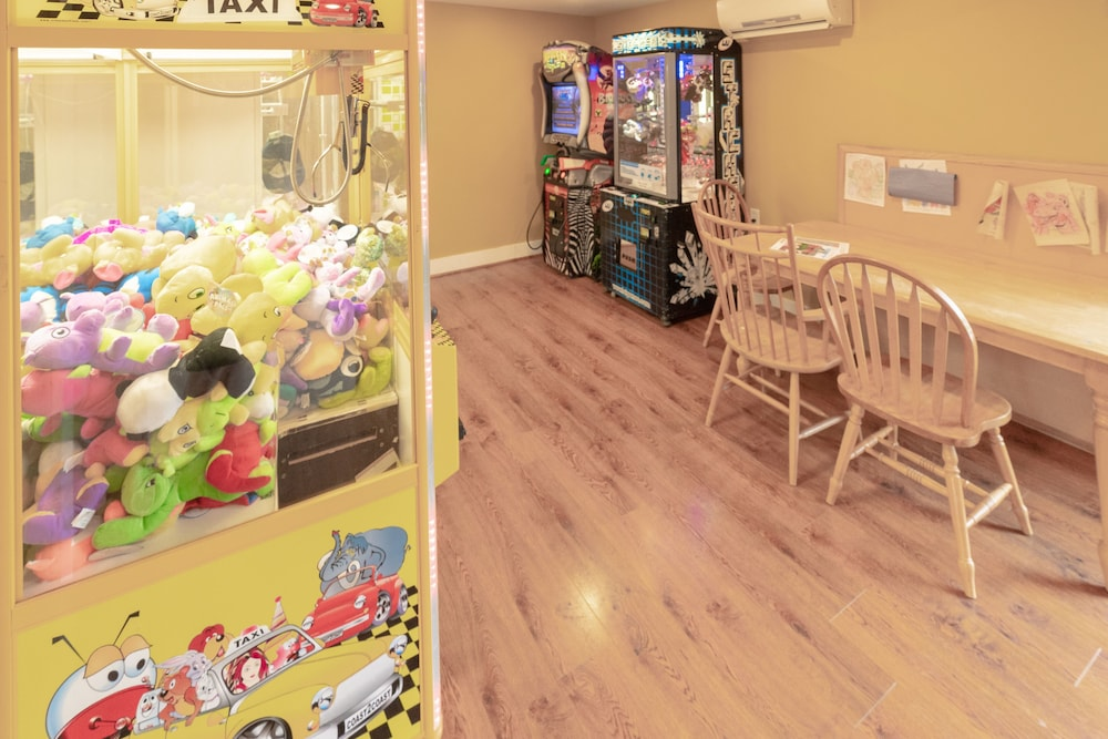 Game Room, Seaport RV Resort