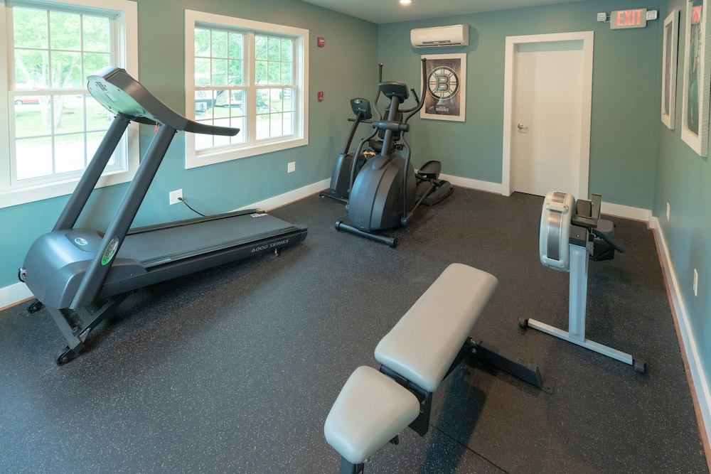 Fitness Facility, Seaport RV Resort