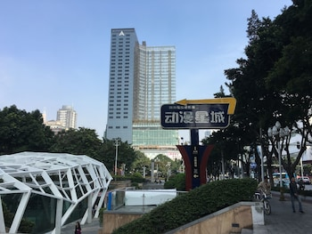 Nomo Beijing Rd.JiedengA-Mall Apartment