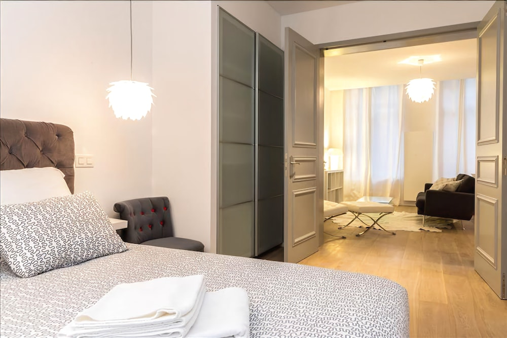 Apartment in Brussels With Washing Machine: 2018 Room Prices from $0 ...