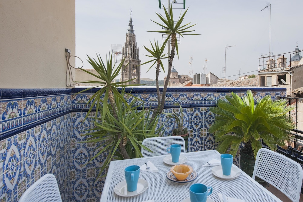 ático Terraza Imperial In Toledo Hotel Rates Reviews On