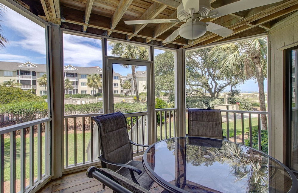 Balcony View, Vacation Rentals at Wild Dunes Resort