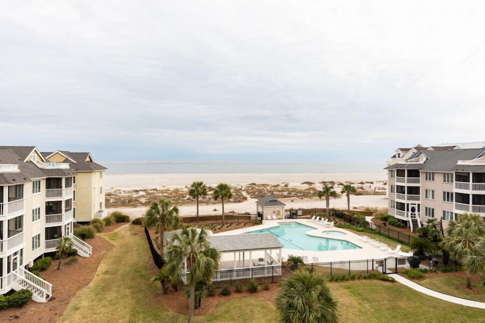 Beach/Ocean View, Vacation Rentals at Wild Dunes Resort