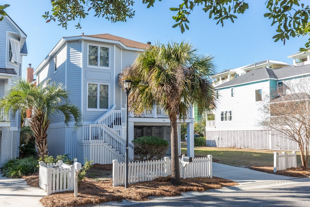 Exterior, Vacation Rentals at Wild Dunes Resort