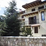 Traditional Eptalofos house