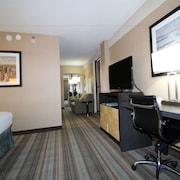 室内のビジネス センター