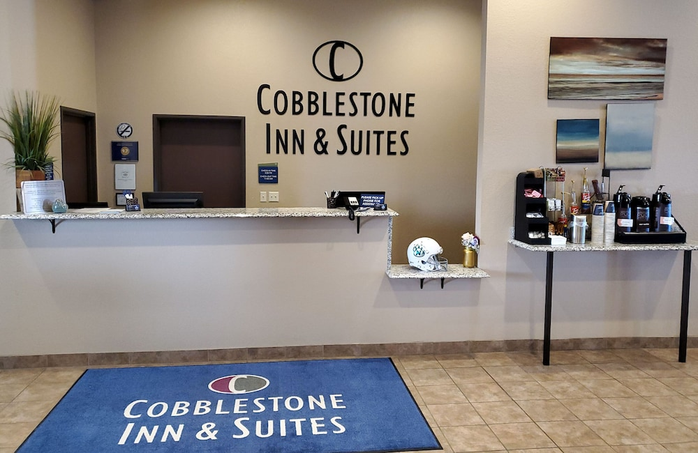 Check-in/Check-out Kiosk, Cobblestone Inn & Suites - Maryville