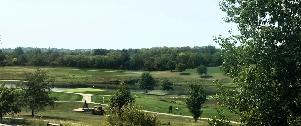 View from Property, Cobblestone Inn & Suites - Maryville