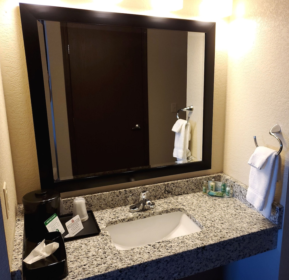 Bathroom Sink, Cobblestone Inn & Suites - Maryville