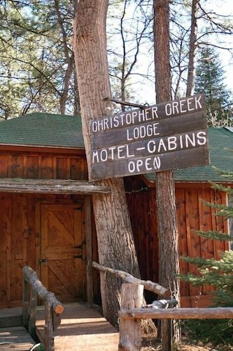 Check Expedia for Availability of Christopher Creek Lodge