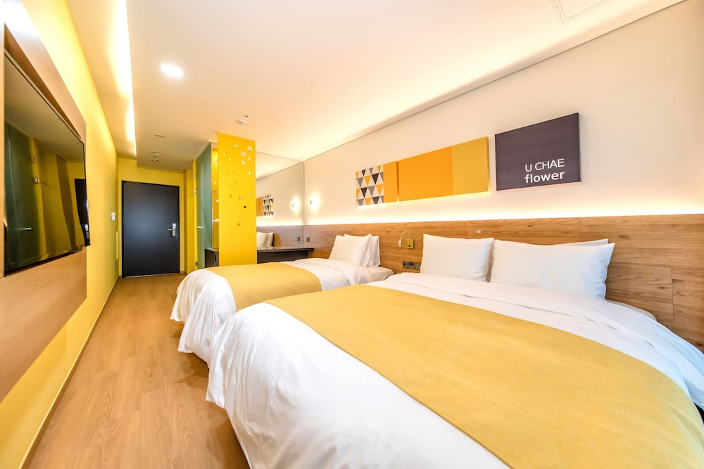 Room, Co'op City Hotel Seongsan