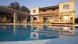 Luxury Villa Piedra - Corfu Hotels