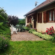 Traditional Vosges country house 04886422