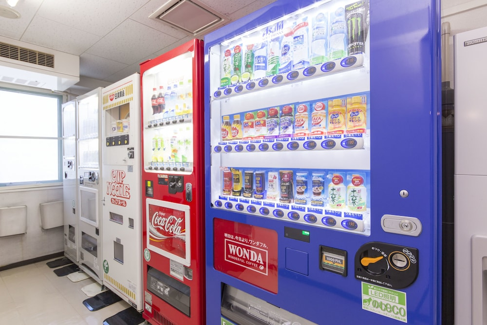 Vending Machine, SANCO INN KUWANA EKIMAE
