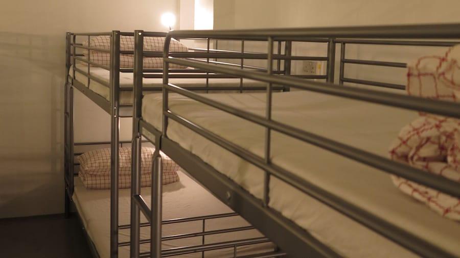Blue Jazz Hostel (SG Clean)