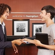 Hampton Inn & Suites Tulsa Downtown