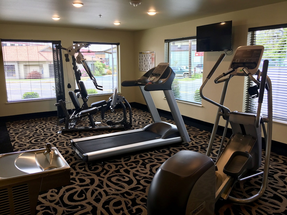 Fitness Facility, Aspen Suites Hotel Sitka