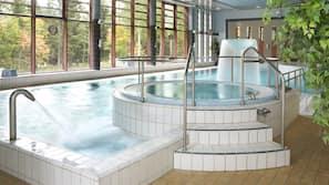 Kylpyallas sisällä