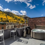 Eclectic on Main Street 2 Bedroom Condo By Accommodations in Telluride