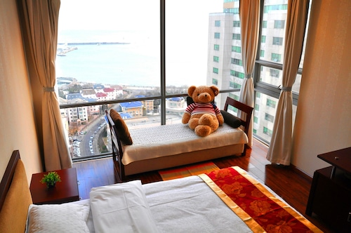 QingDao JinShan We Holiday Apt Olympic C