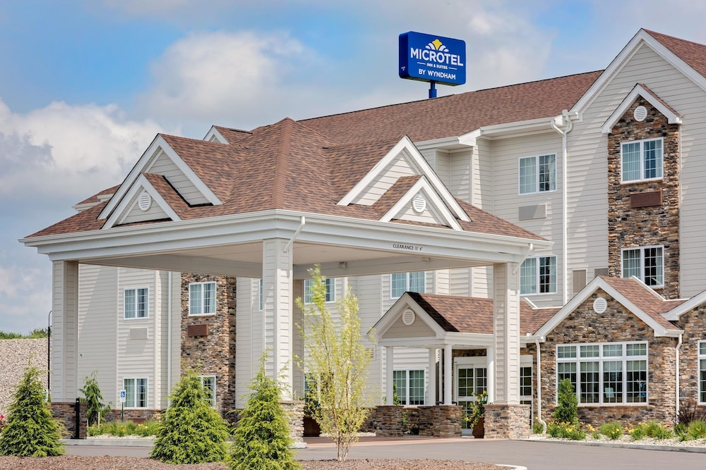 Front of Property, Microtel Inn & Suites by Wyndham Clarion