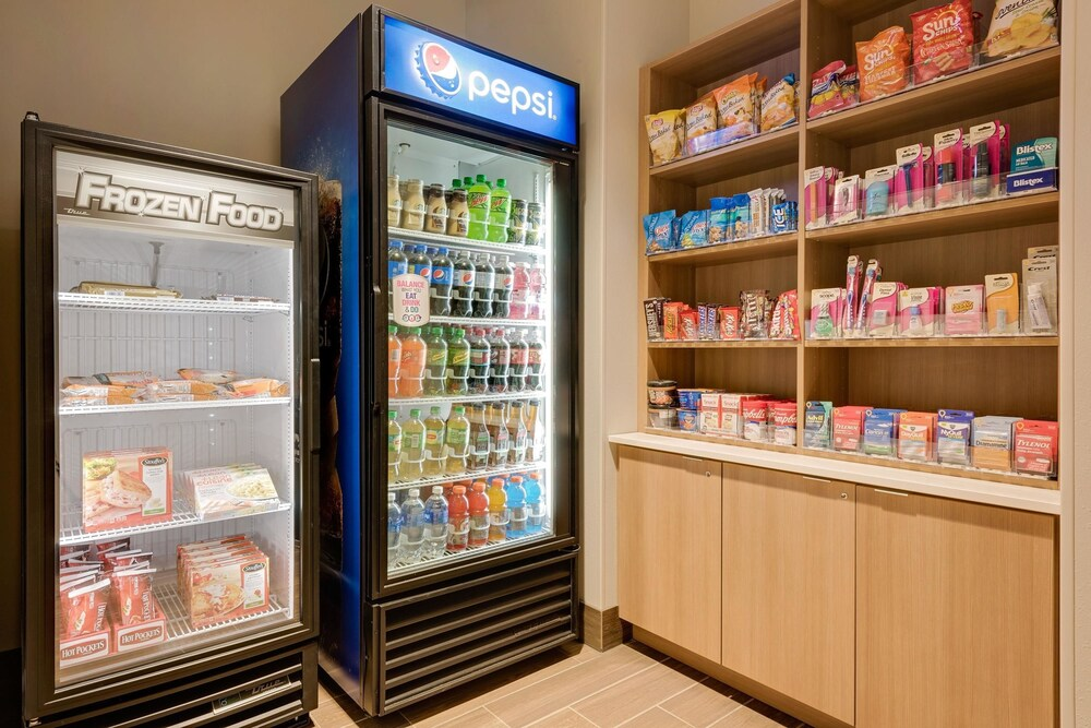 Vending Machine, Microtel Inn & Suites by Wyndham Clarion