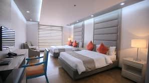 In-room safe, desk, free WiFi, bed sheets