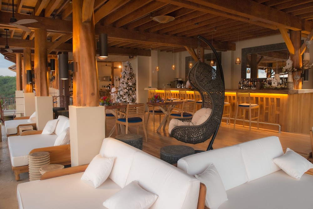Bar, Casa Chameleon Hotel Las Catalinas- Adults Only