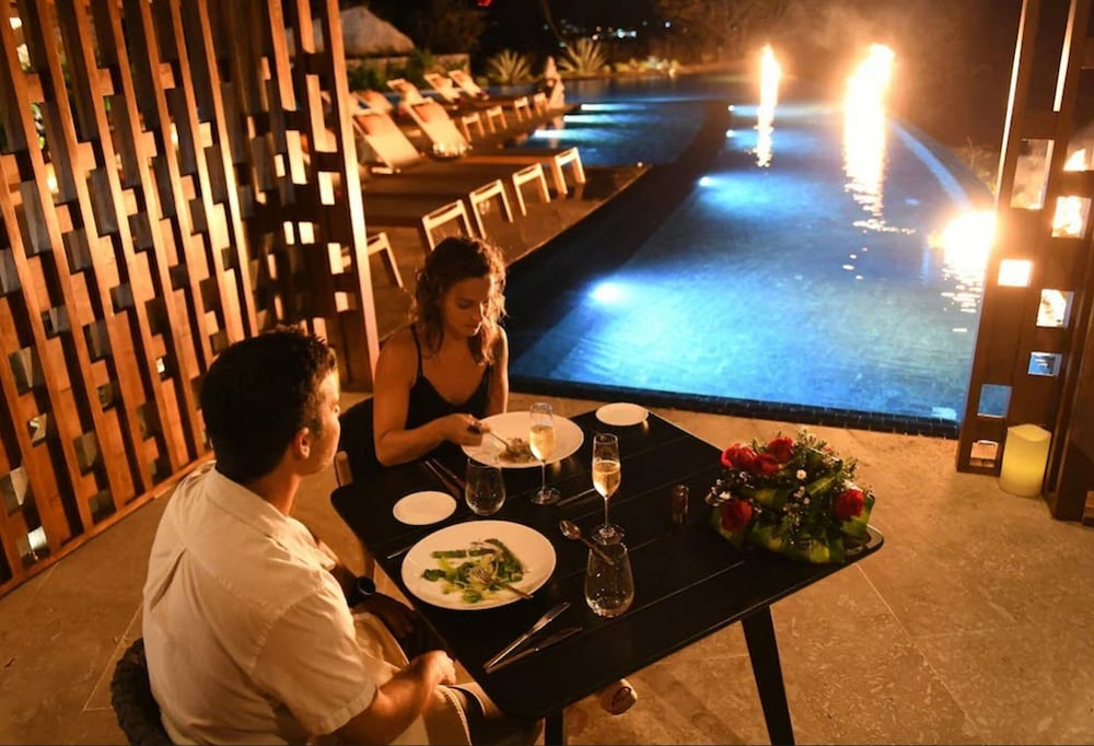 Dining, Casa Chameleon Hotel Las Catalinas- Adults Only