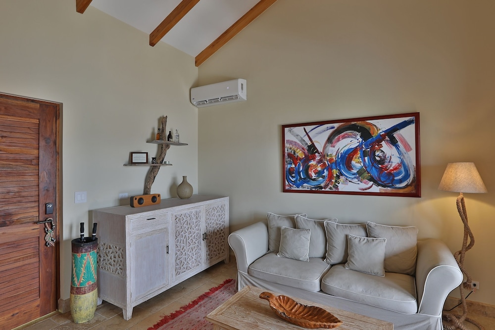 Living Area, Casa Chameleon Hotel Las Catalinas- Adults Only