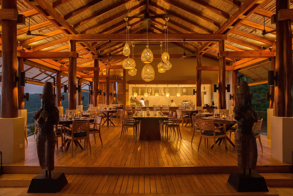 Restaurant, Casa Chameleon Hotel Las Catalinas- Adults Only