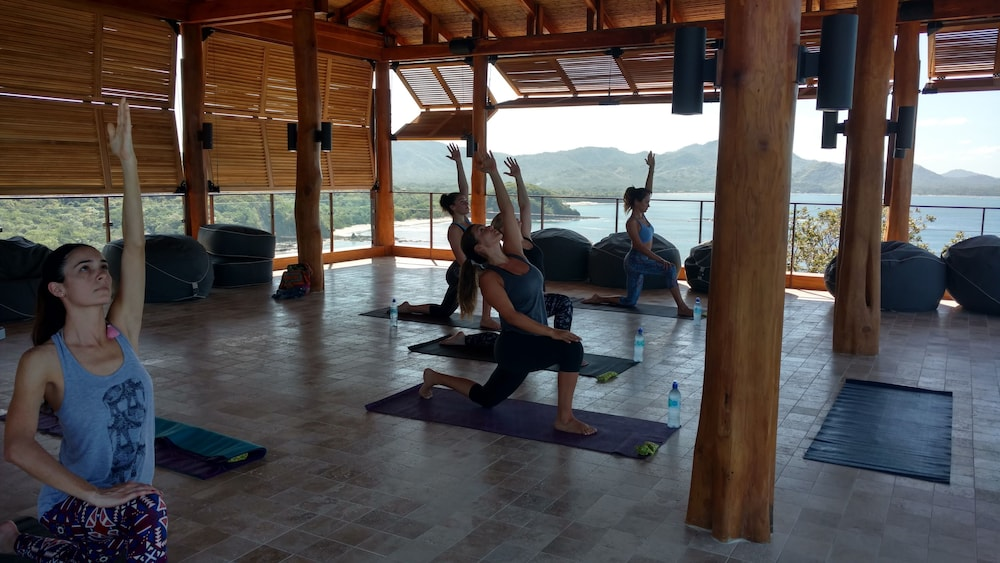 Yoga, Casa Chameleon Hotel Las Catalinas- Adults Only