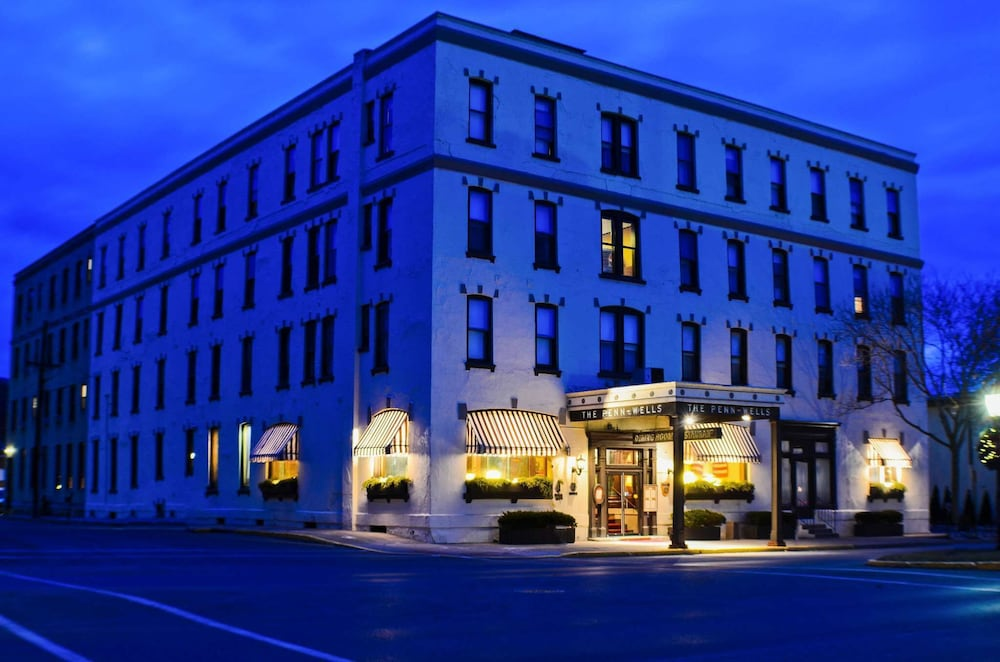 Featured Image, Penn Wells Historic Hotel