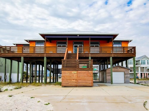 Navarre Beach Upscale Super Family Friendly Gulf View Home