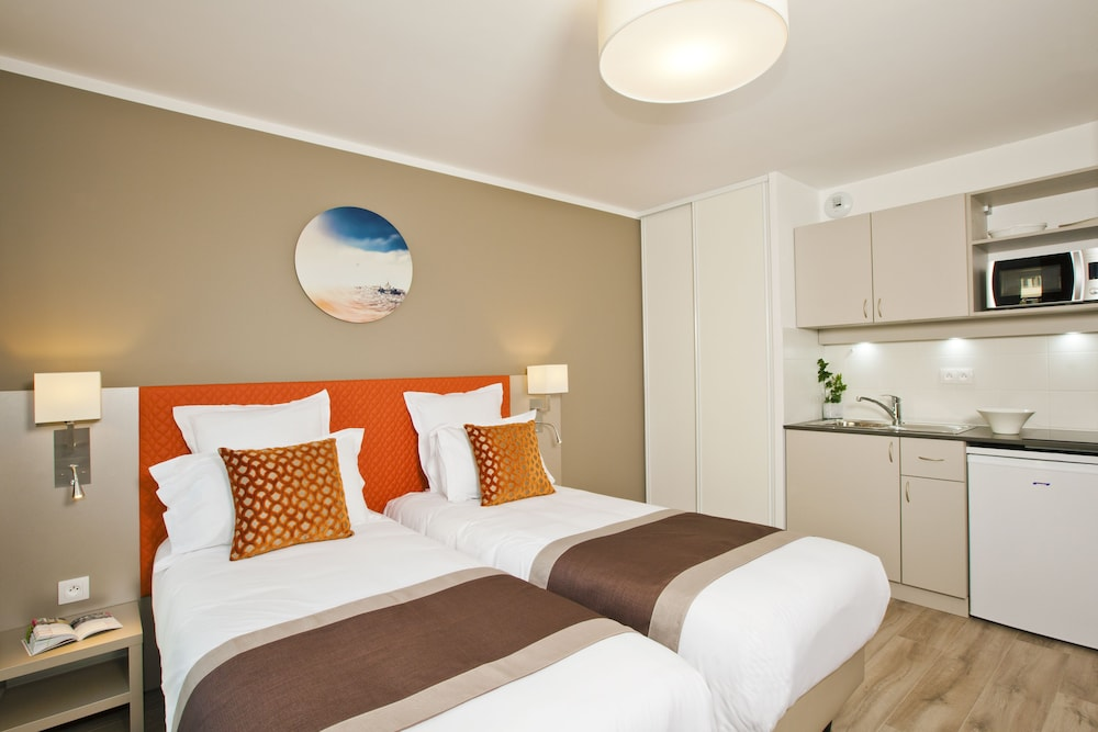 residhome paris rosa parks paris hotelbewertungen 2019. Black Bedroom Furniture Sets. Home Design Ideas